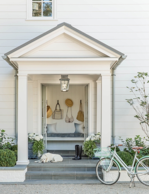 Friday Favorites: Home Exteriors I Love–Giannetti's Atherton